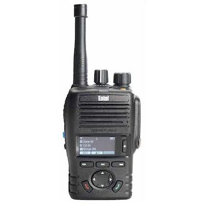 Entel DX485 Radio