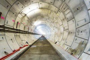 Tunnel Radio System